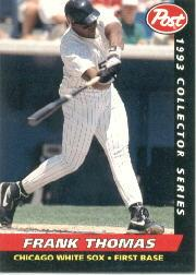 1993 Post #14 Frank Thomas