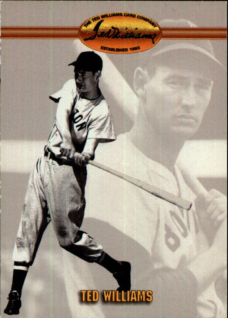 1993 Ted Williams #1 Ted Williams