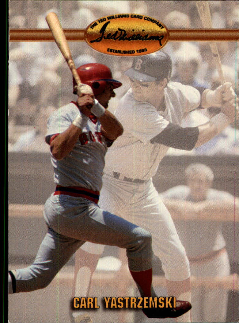 1993 Ted Williams #7 Carl Yastrzemski