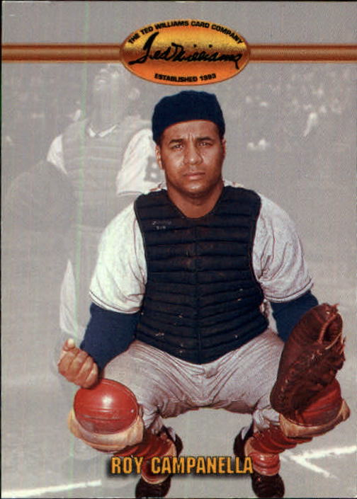 1993 Ted Williams #9 Roy Campanella