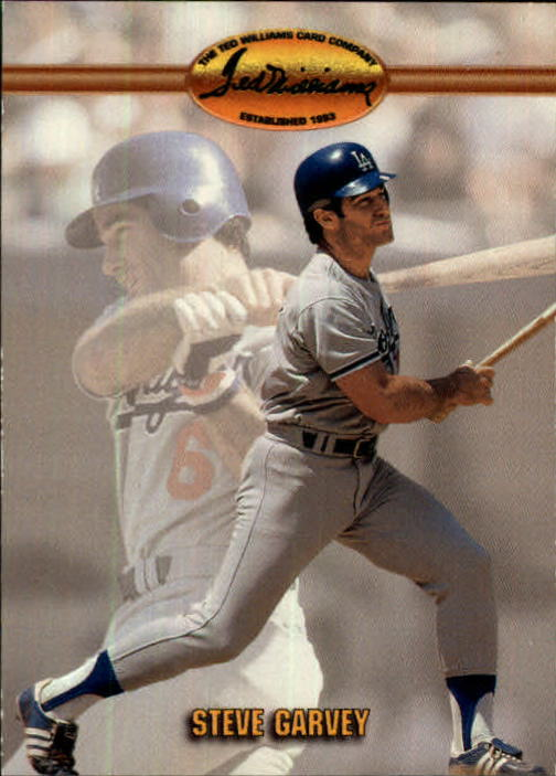 1993 Ted Williams #14 Steve Garvey