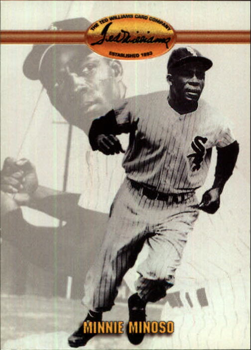 1993 Ted Williams #27 Minnie Minoso