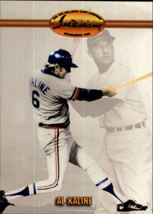 1993 Ted Williams #38 Al Kaline