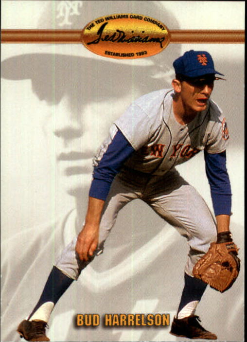 1993 Ted Williams #56 Bud Harrelson