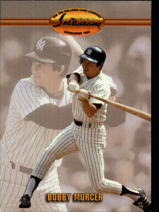 1993 Ted Williams #67 Bobby Murcer