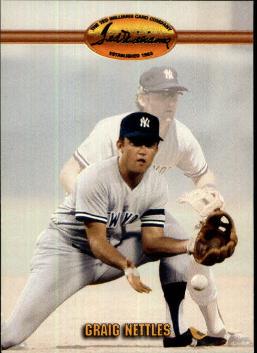 1993 Ted Williams #68 Graig Nettles