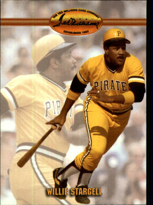 1993 Ted Williams #81 Willie Stargell