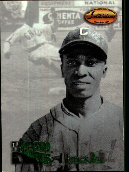 1993 Ted Williams #97 Cool Papa Bell