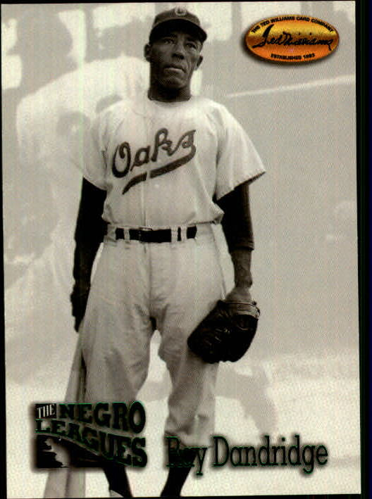 1993 Ted Williams #103 Ray Dandridge