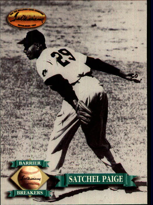 1993 Ted Williams #131 Satchel Paige front image