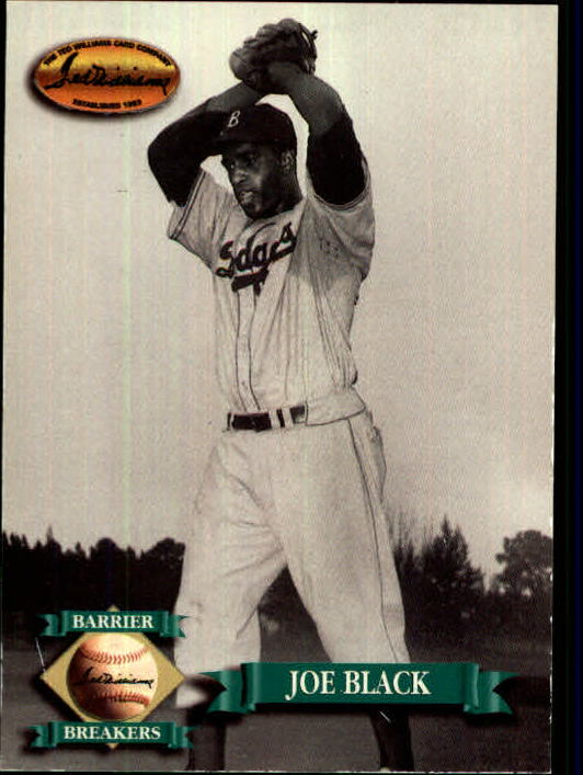1993 Ted Williams #132 Joe Black