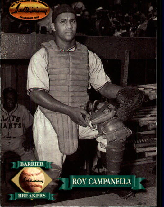 1993 Ted Williams #133 Roy Campanella front image