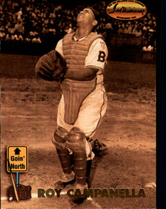1993 Ted Williams #141 Roy Campanella