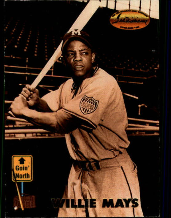1993 Ted Williams #144 Willie Mays