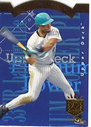 1993 SP Platinum Power #PP18 Gary Sheffield