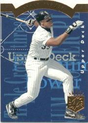 1993 SP Platinum Power #PP19 Frank Thomas