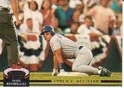 1993 Stadium Club Murphy #175 Ivan Rodriguez AS