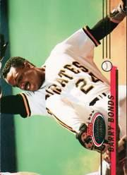 1993 Stadium Club #51A Barry Bonds No Stars