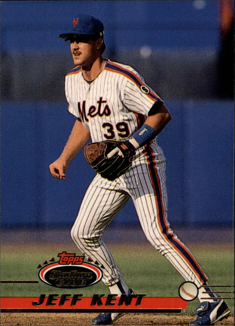 1993 Stadium Club #269 Jeff Kent