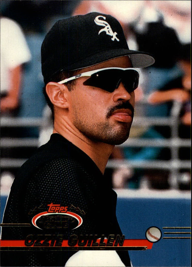 1993 Stadium Club #517 Ozzie Guillen