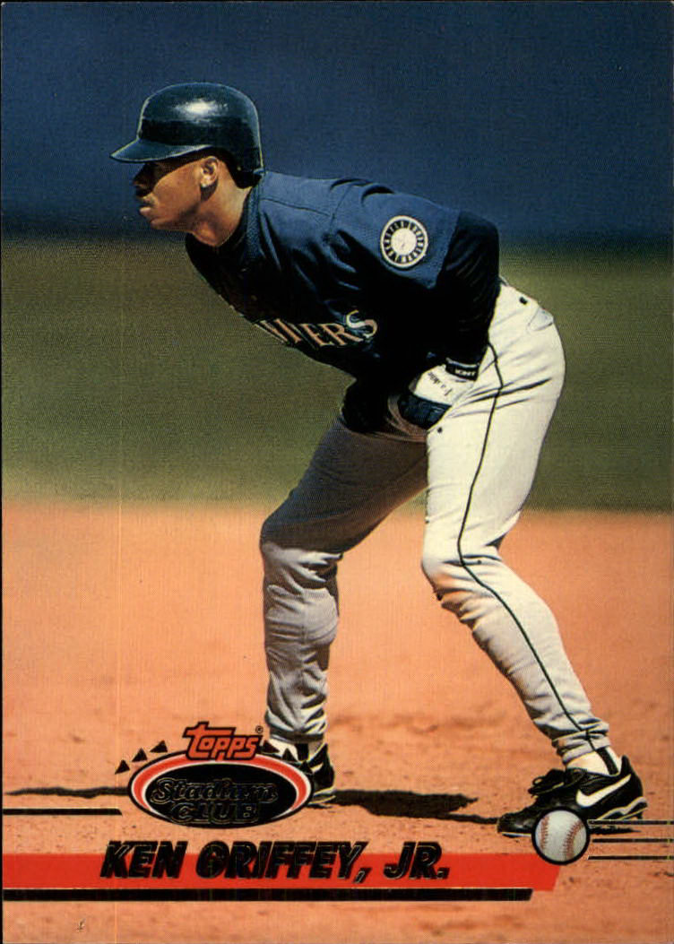 1993 Stadium Club #707 Ken Griffey Jr.