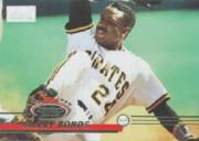 1993 Stadium Club First Day Issue #51A Barry Bonds No Stars
