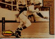 1993 Ted Williams Etched in Stone Clemente #ES8 Roberto Clemente/1963