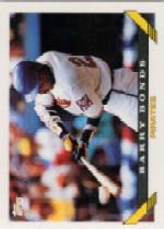 1993 Topps Micro #2 Barry Bonds