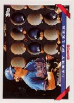1993 Topps Micro #95 Larry Walker