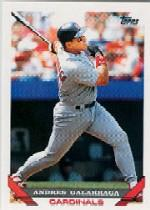 1993 Topps Micro #173 Andres Galarraga