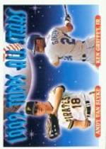 1993 Topps Micro #405 A.Van Slyke/K.Griffey Jr. AS