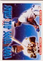 1993 Topps Micro #407 B.Bonds/J.Carter AS