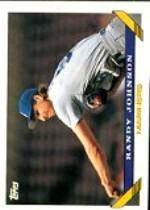 1993 Topps Micro #460 Randy Johnson
