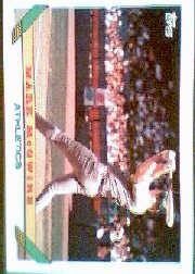 1993 Topps Pre-Production #100 Mark McGwire
