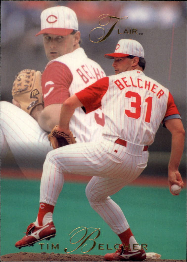 1993 Flair #24 Tim Belcher