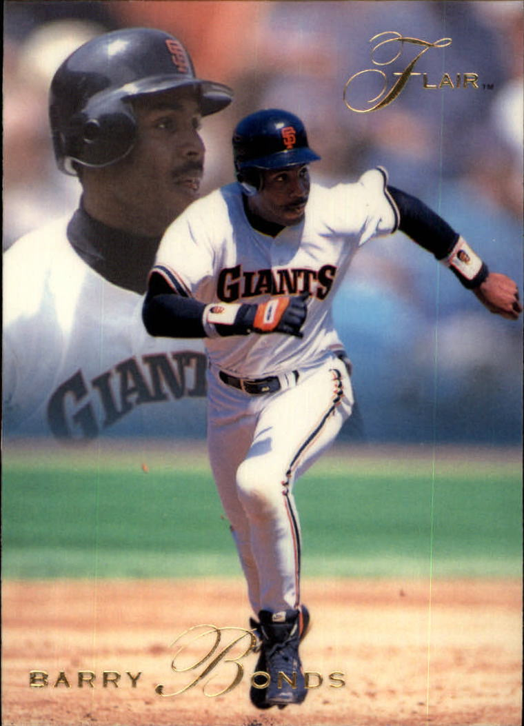 1993 Flair #138 Barry Bonds