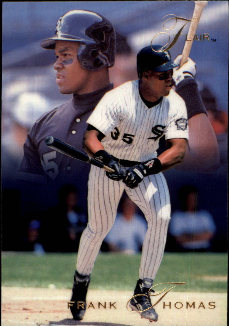 1993 Flair #189 Frank Thomas