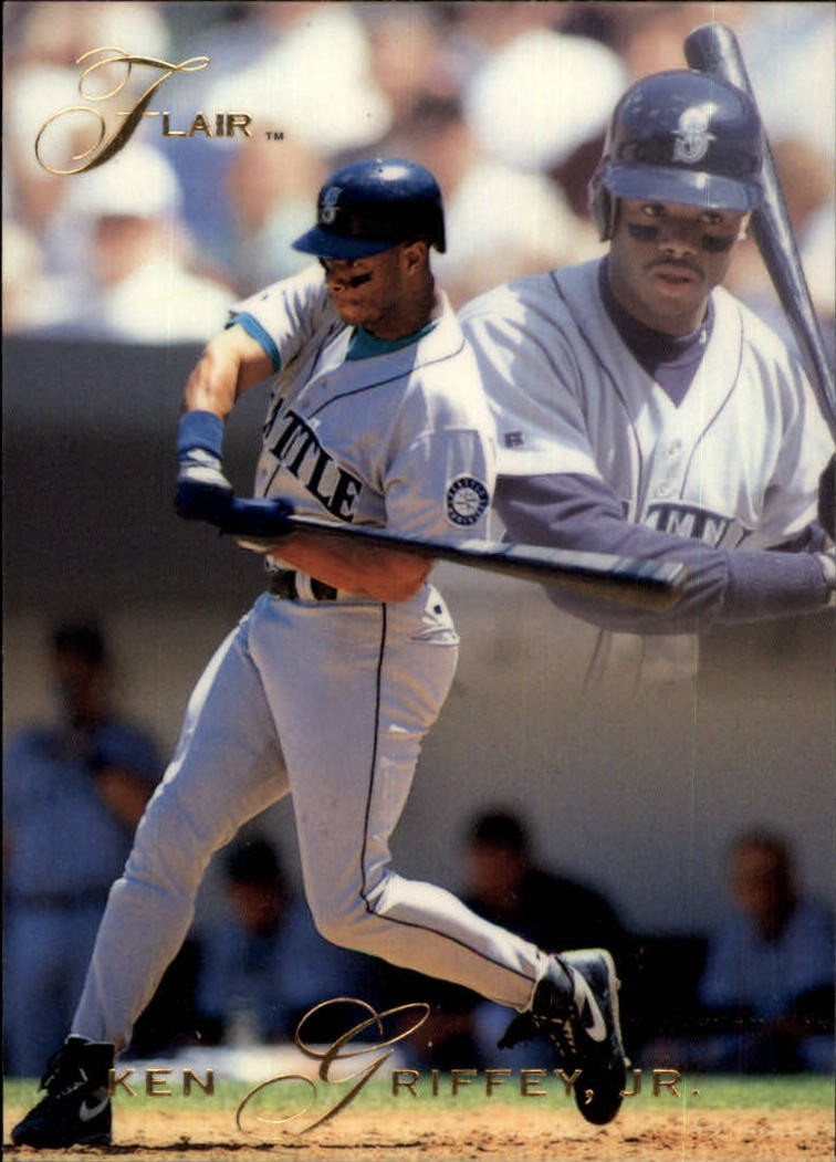 1993 Flair #270 Ken Griffey Jr.