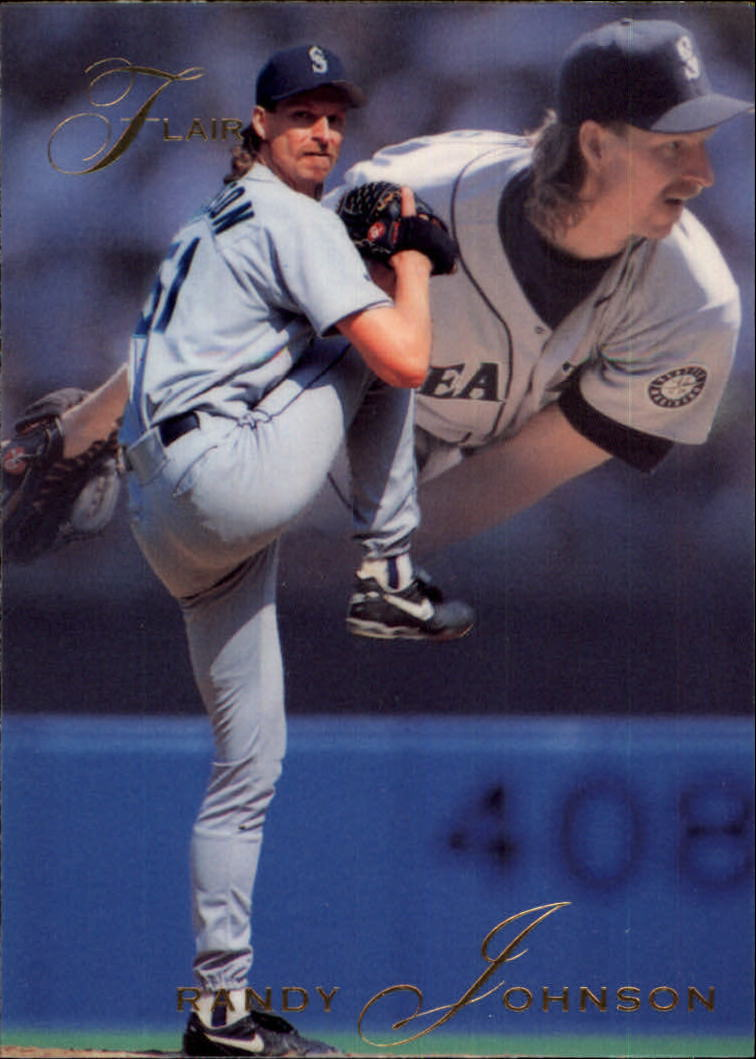 1993 Flair #272 Randy Johnson