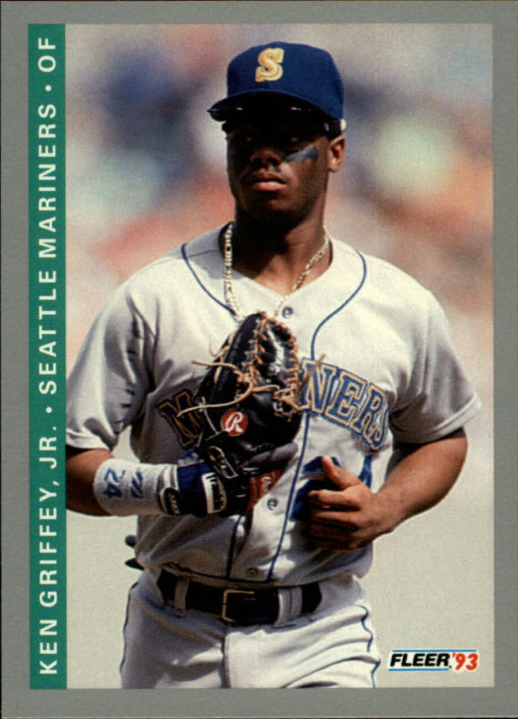 1993 Fleer #307 Ken Griffey Jr.