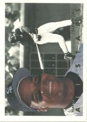 1993 Fleer All-Stars #AL1 Frank Thomas