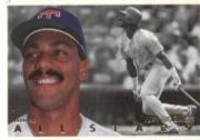 1993 Fleer All-Stars #AL6 Juan Gonzalez