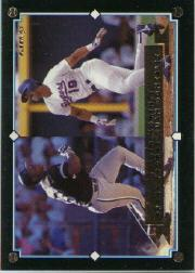 1993 Fleer Golden Moments #B3 J.Gonzalez/F.Thomas