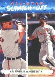 1993 Fun Pack All-Stars #AS6 C.Ripken/O.Smith