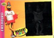 1993 Fun Pack Mascots #3 Fredbird