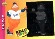1993 Fun Pack Mascots #5 Youppi