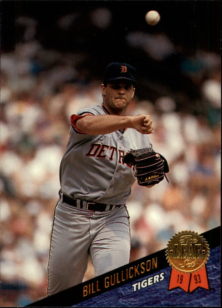 1993 Leaf #103 Bill Gullickson