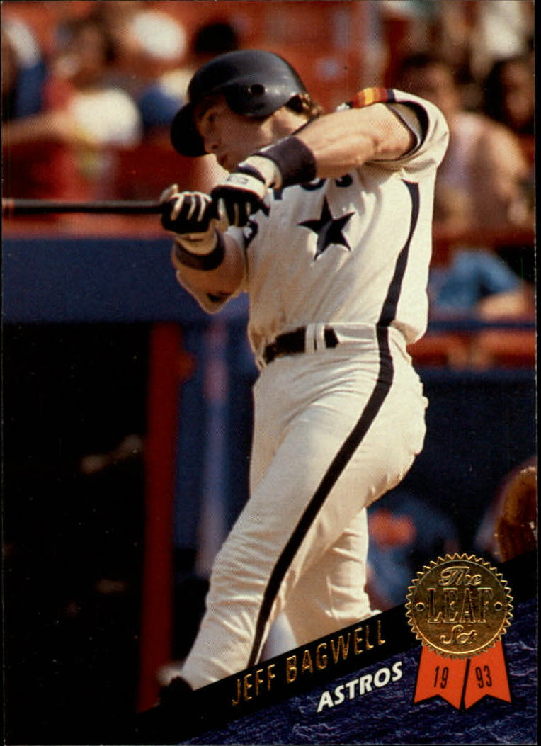 1993 Leaf #125 Jeff Bagwell