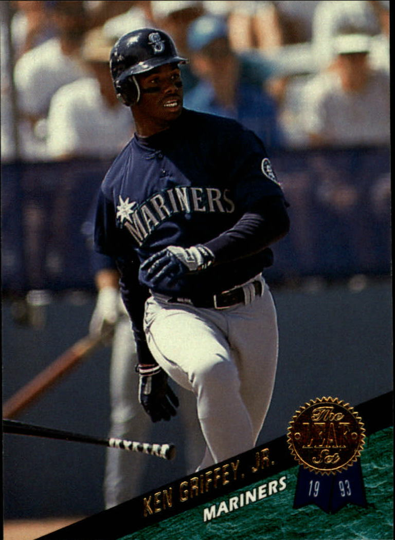 1993 Leaf #319 Ken Griffey Jr.