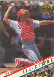 1993 Leaf Gold All-Stars #U2 I.Rodriguez/D.Daulton